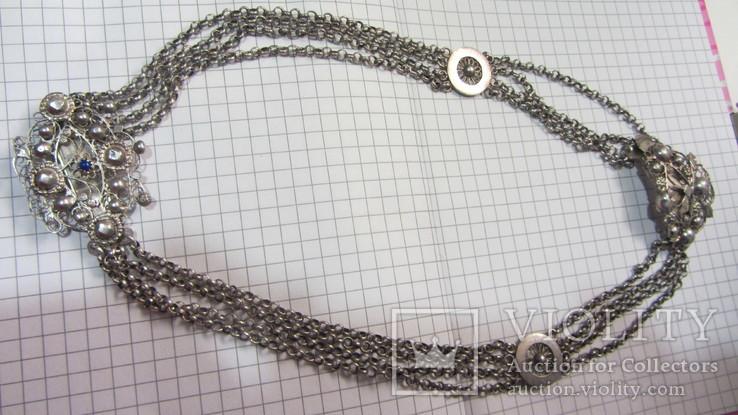 Ожерелье. Колье. Европа., фото №2