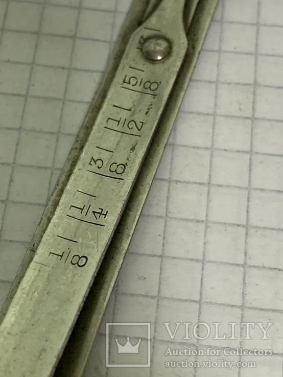 Винтажный прибор или инструмент с Англии, фото №4