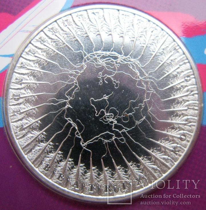 """Нидерланды, 5 евро 2013 """"300 лет свободному городу Утрехт"""", фото №4"""