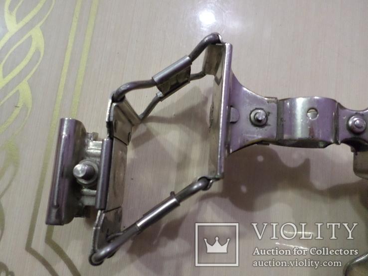 Старинный велосипедный фонарь NordlichT, фото №3