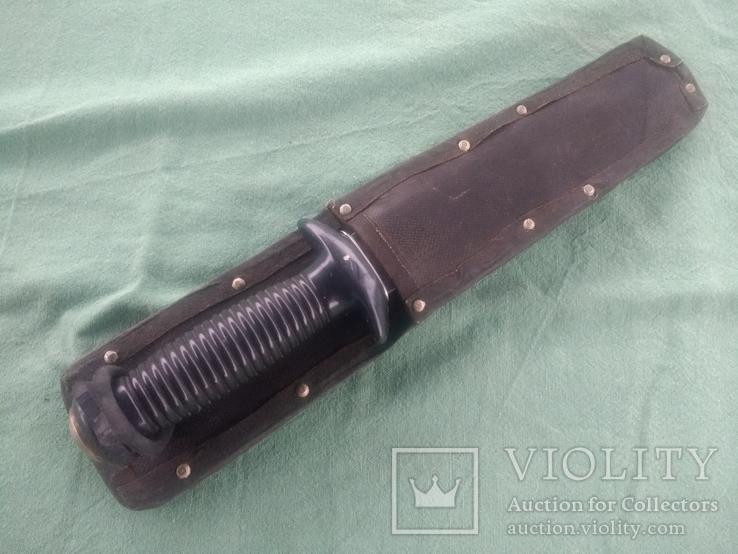 Мисливський ніж ПКМООР П6990 СРСР, фото №3