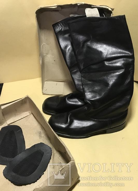 Сапоги хромовые размер 42 в упаковке Североход, фото №4