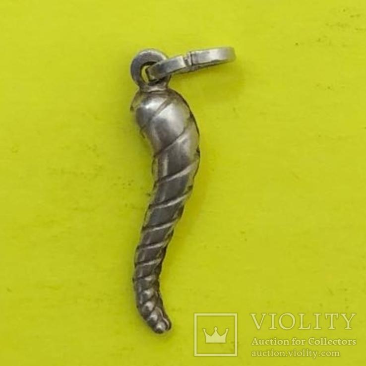 Кулон Срібло 925 1,07 грам., фото №2