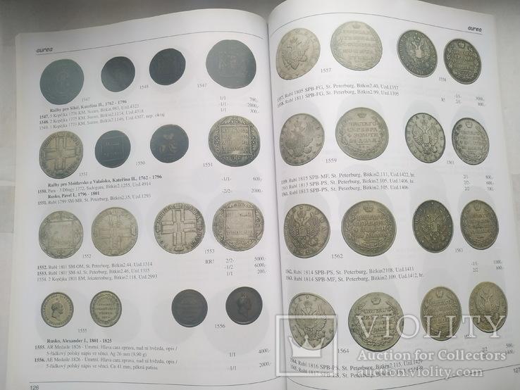 Аукционный каталог Aurea Numismatika ,Прага 19 мая 2007 года, фото №8
