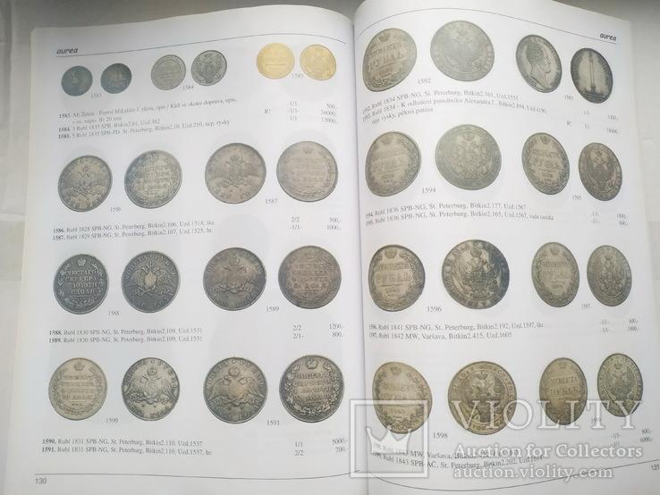 Аукционный каталог Aurea Numismatika ,Прага 19 мая 2007 года, фото №10