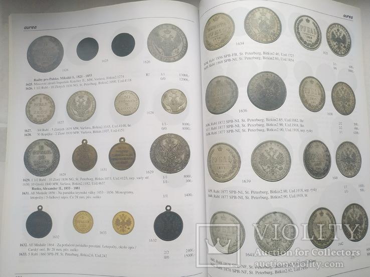 Аукционный каталог Aurea Numismatika ,Прага 19 мая 2007 года, фото №11