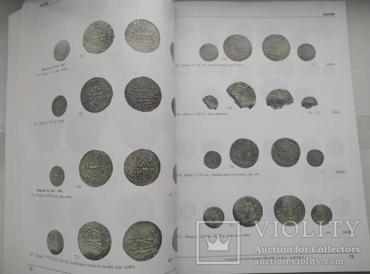Аукционный каталог Aurea Numismatika,38, Прага 21 мая 2011 года, фото №3