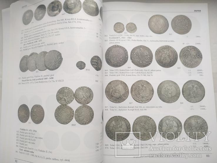 Аукционный каталог Aurea Numismatika,38, Прага 21 мая 2011 года, фото №4
