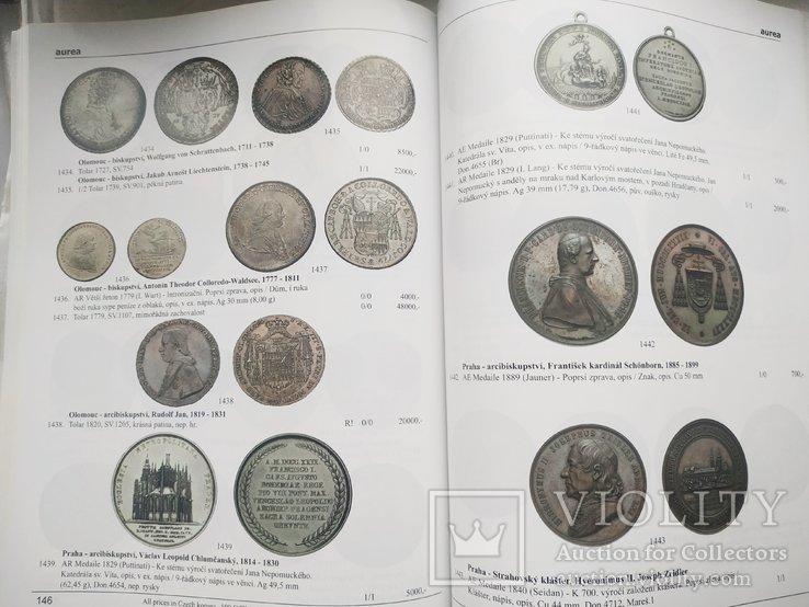 Аукционный каталог Aurea Numismatika,38, Прага 21 мая 2011 года, фото №6