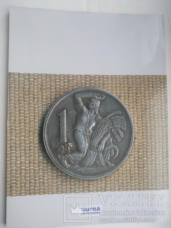 Аукционный каталог Aurea Numismatika,38, Прага 21 мая 2011 года, фото №9