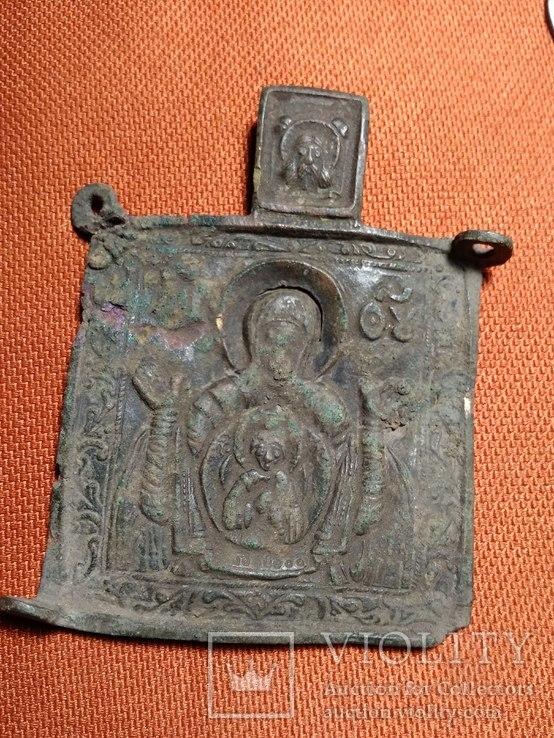 Богоматерь Знамение (Оранта), фото №2