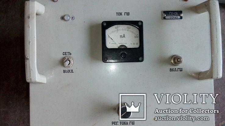 Генератор  шума Г2 - С6, фото №8