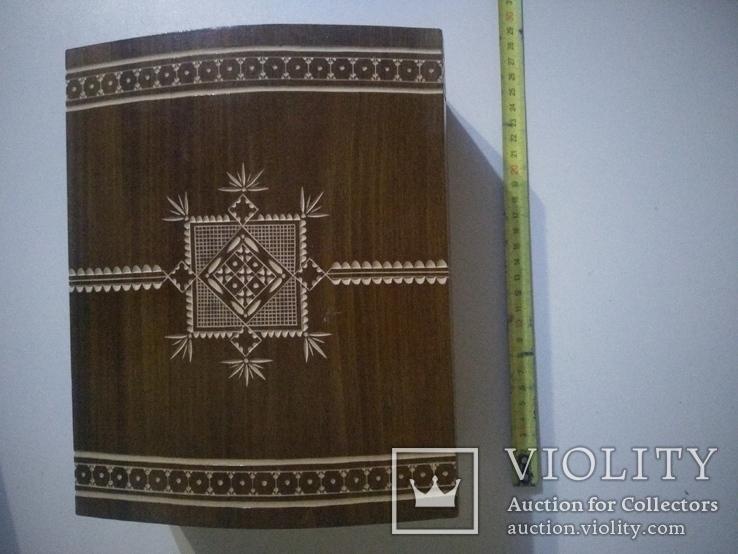 Подарочный сувенир ЛОЖКИ, фото №2
