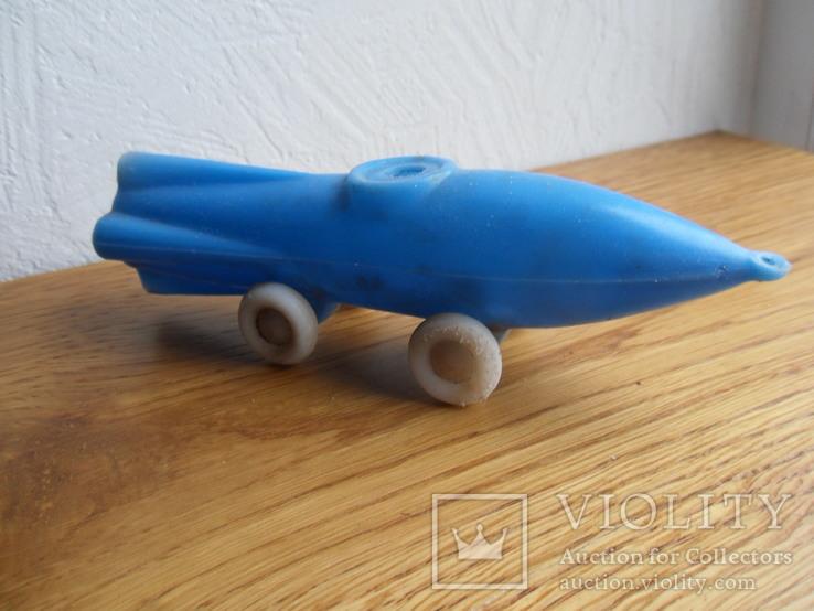 Ракета на колесах, фото №4