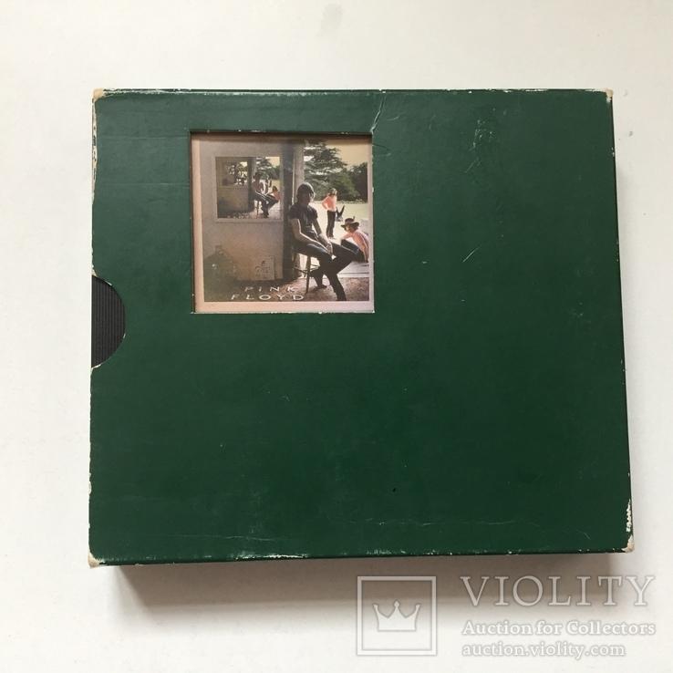 """Два диска. Pink Floyd. """"Ummagumma"""" с плакатом., фото №4"""