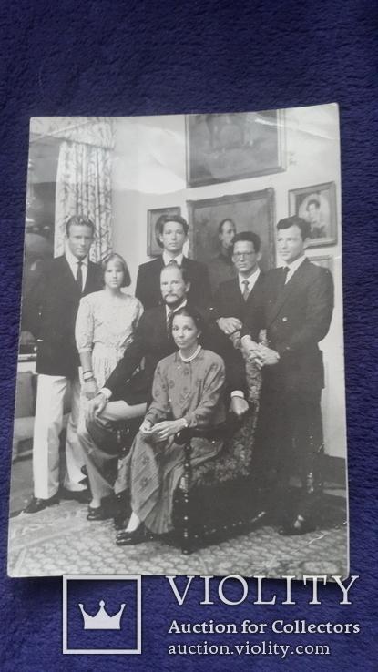 Фото семьи болгарского царя Бориса после отречения, фото №2