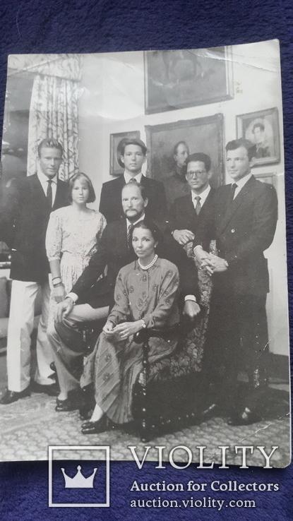 Фото семьи болгарского царя Бориса после отречения, фото №3