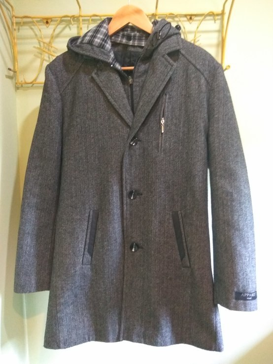 Полупальто APPART wool