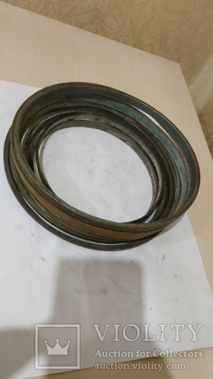 Комплектующие  к  самоварам  кольца 9 шт, фото №4