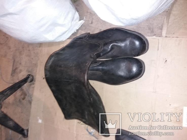 Яловые сапоги 44 р, фото №3