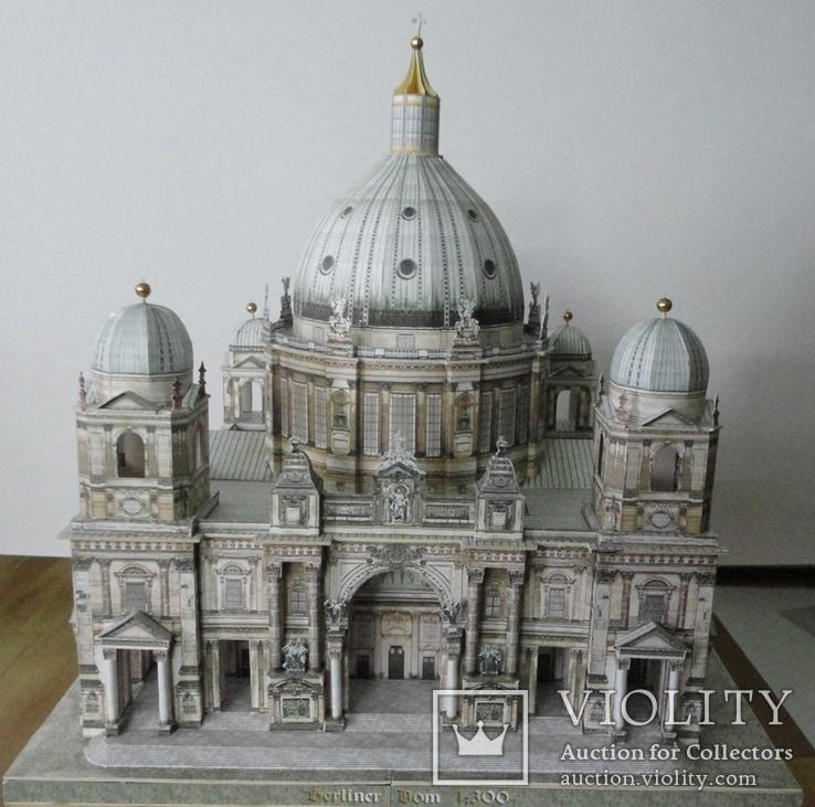 Берлинский кафедральный собор, фото №2