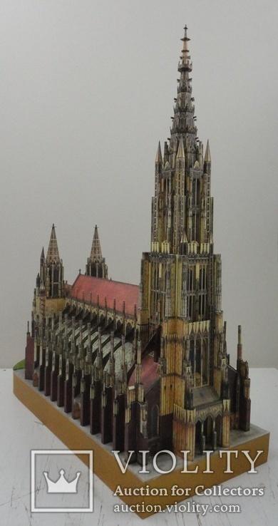 Мюнстерский собор в г. Ульм Германия, фото №2