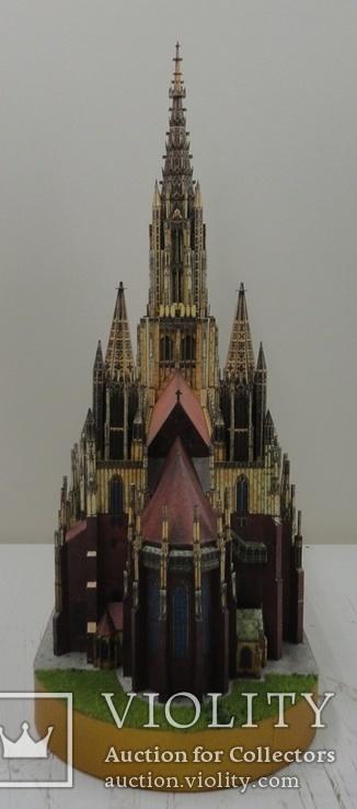 Мюнстерский собор в г. Ульм Германия, фото №5