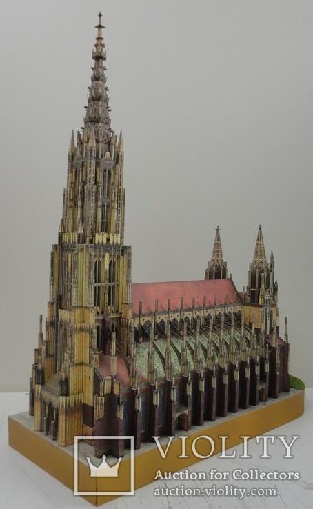 Мюнстерский собор в г. Ульм Германия, фото №8