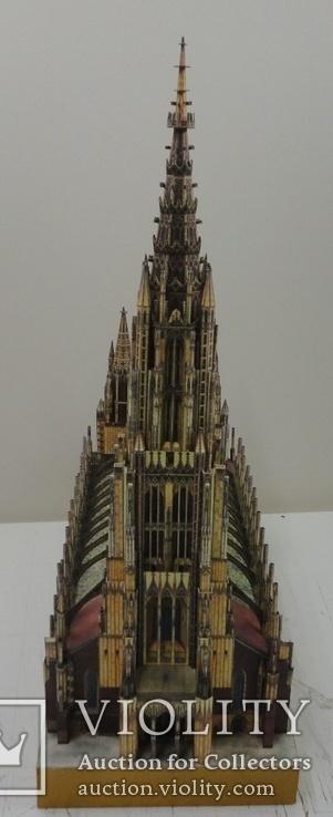 Мюнстерский собор в г. Ульм Германия, фото №9