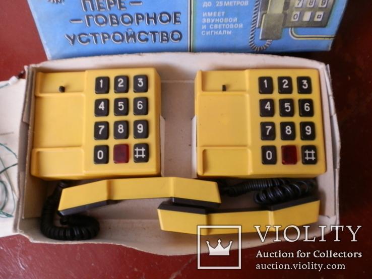 Детское переговорное устройство. дуэт -2 ., фото №4