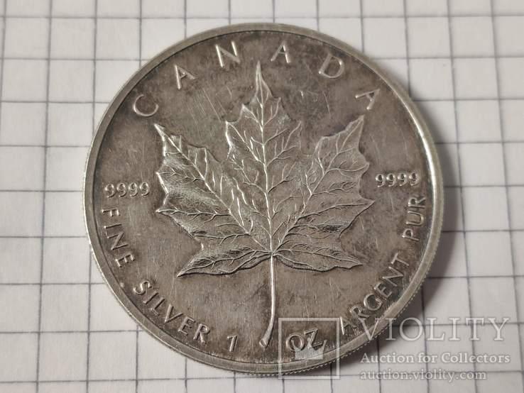 5 dollars 2006 год, фото №3