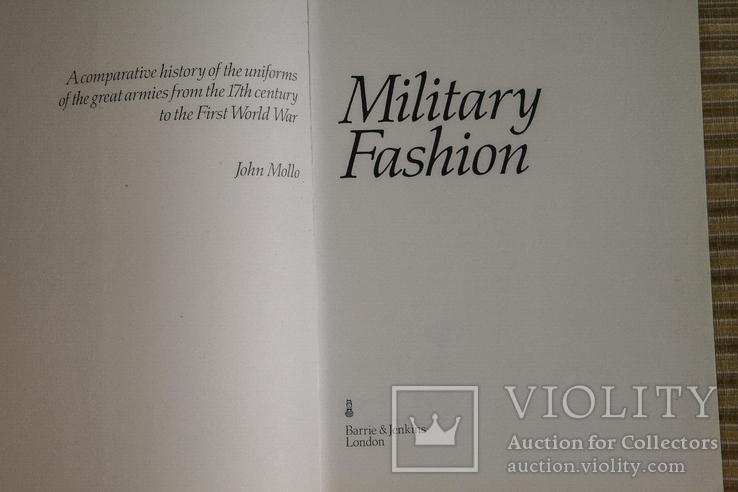 Военная одежда (англ.), фото №4