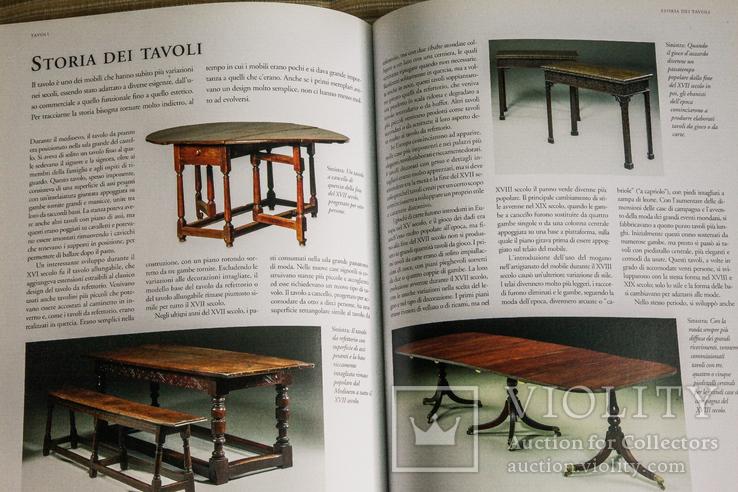 Реставрация мебели. Итальянское издание, фото №11