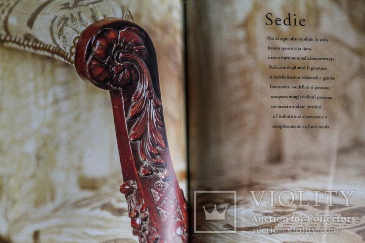 Реставрация мебели. Итальянское издание, фото №12