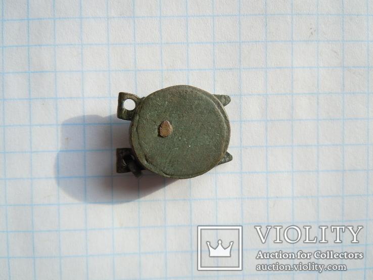 Крышка каламаря, фото №2