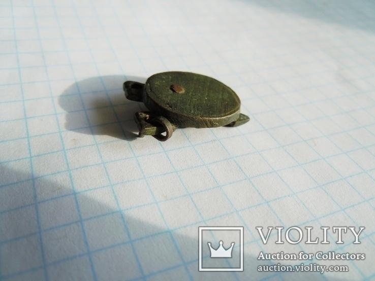 Крышка каламаря, фото №3