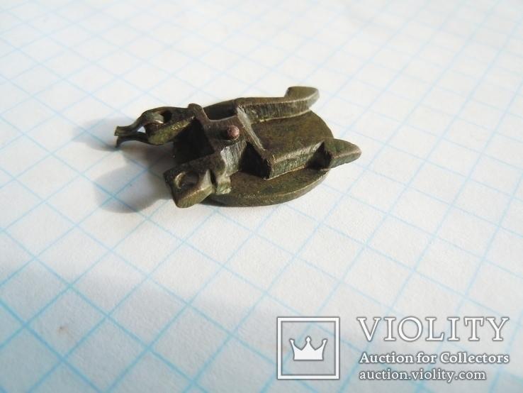 Крышка каламаря, фото №6