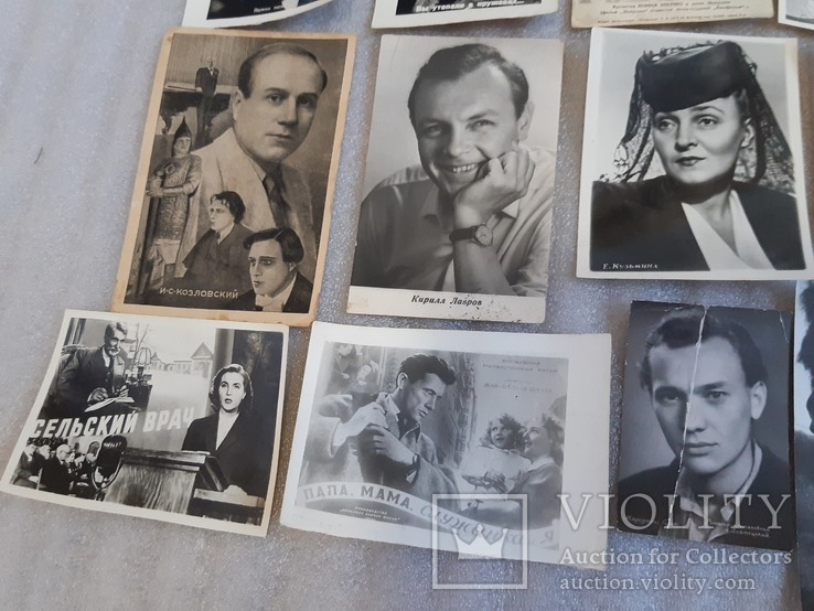 Старые фото и открытки, фото №4