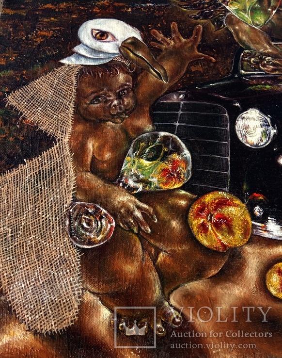 Пташиний щебет , Ven Olega відомий художник, фото №4