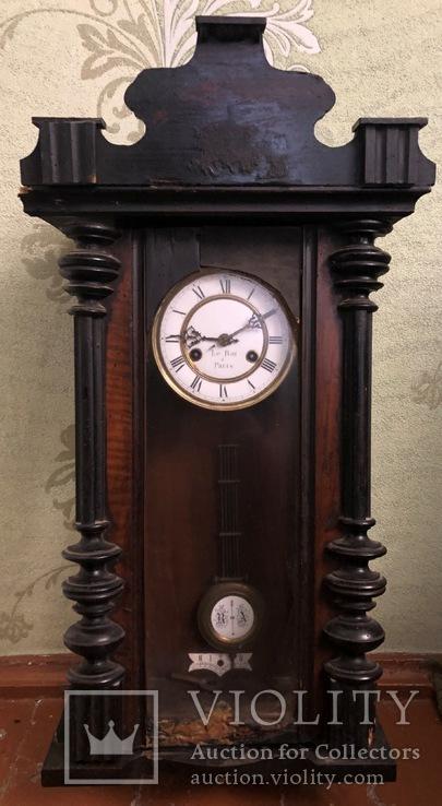 "Настенные часы ""Le Roi a Paris"""