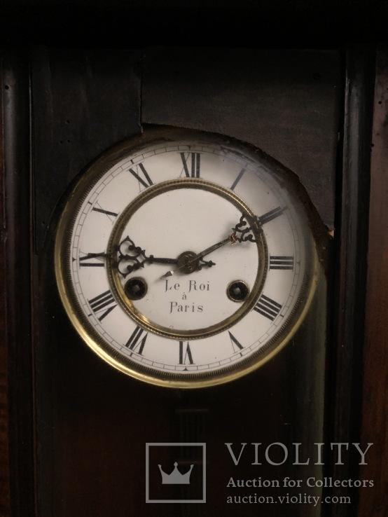 "Настенные часы ""Le Roi a Paris"", фото №4"