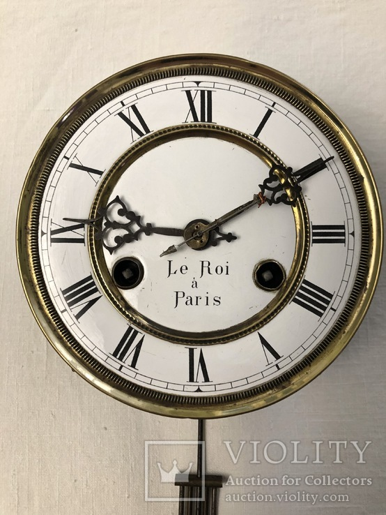 "Настенные часы ""Le Roi a Paris"", фото №6"