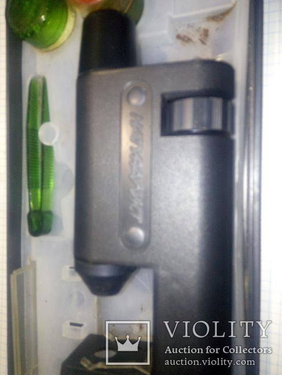 Микроскоп детский.   60х, фото №11
