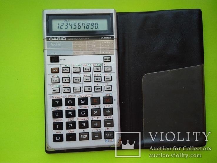Калькулятор. Casio / Япония, фото №2