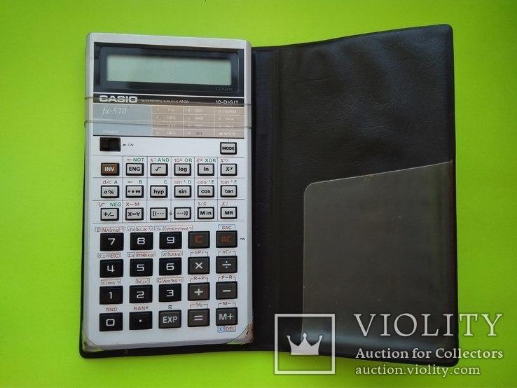 Калькулятор. Casio / Япония, фото №5