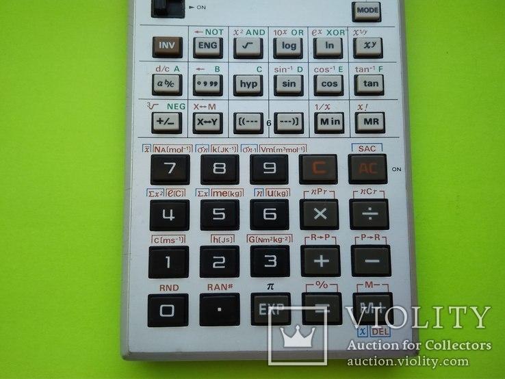 Калькулятор. Casio / Япония, фото №9
