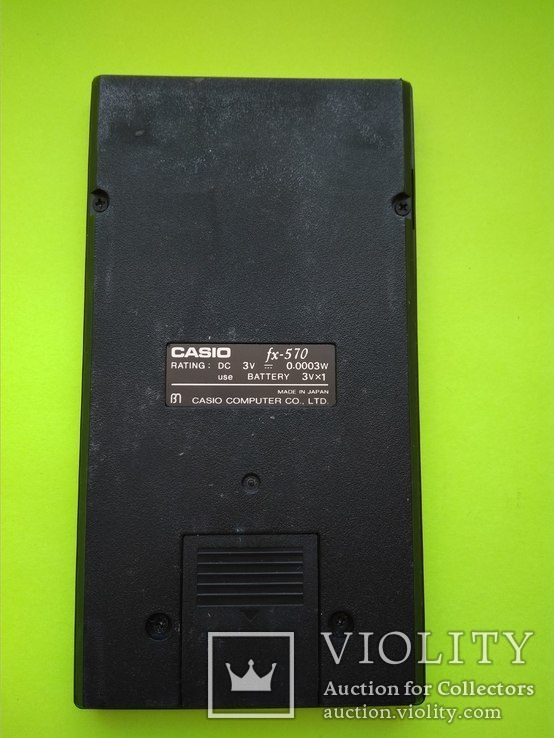 Калькулятор. Casio / Япония, фото №10