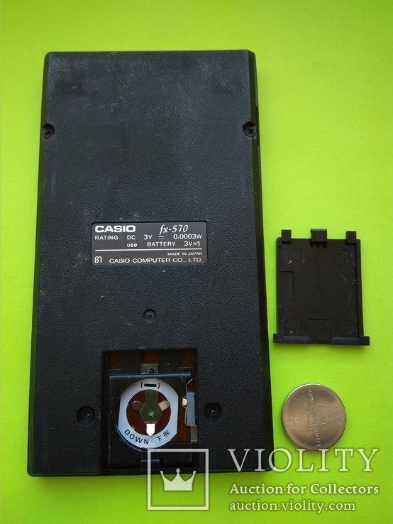 Калькулятор. Casio / Япония, фото №11