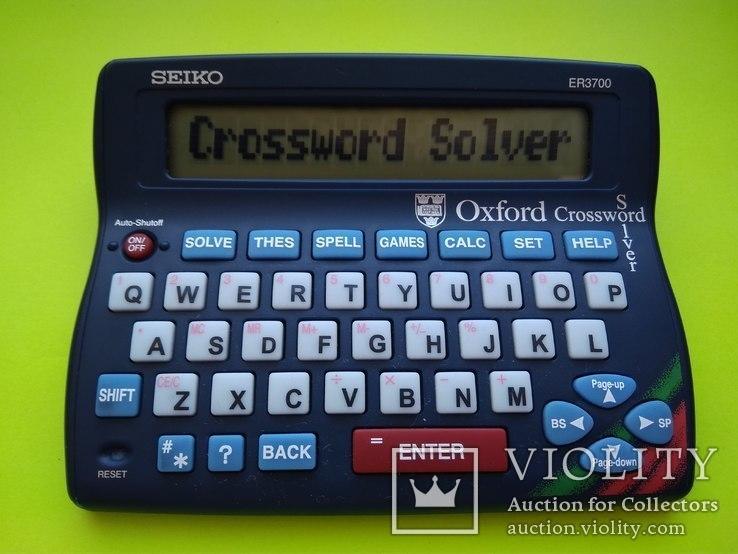 Oxford Crossword Solver / Оксфордский кроссворд, фото №9