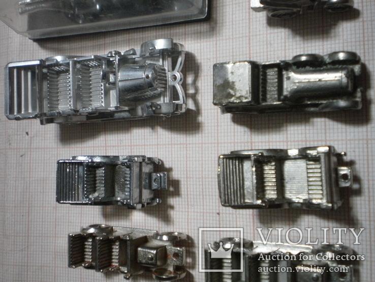 13 моделей микроавтомобилей времён СССР, фото №12